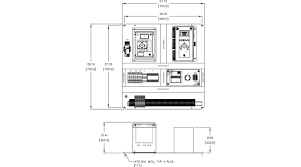 smc 250 synchronous motor controller basler electric typical outline drawing for the smc 250 mounting plate