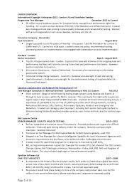 Resume Best Practices Resume