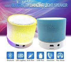 Loa Bluetooth Mini Đèn LED Đổi Màu - Giá chỉ 39.998 đ - SIÊU THỊ HÀNG GIÁ  TỐT