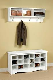 shoe storage cubbies wood wondrous entryway shoe bench for shoe storage units from white painted wood