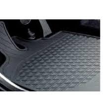 smart car Floor Mats 2 All Weather Rubber mats Genuine smart