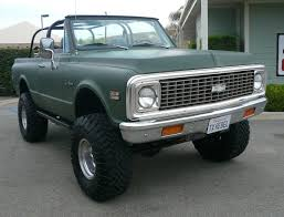 Pick of the Day: 1971 Chevrolet K5 Blazer | Pick of the Day ...