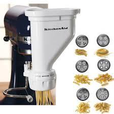kitchenaid pasta maker. kitchenaid pasta press attachment - google search maker