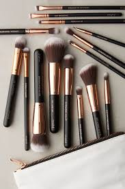 m o t d lux vegan makeup brush set