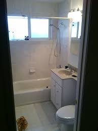 Small Picture Small Bathroom Designs With Shower And Tub Before And After