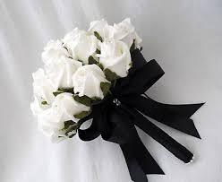 163 best black & white flower arrangements & bouquets images on Wedding Bouquets Black And White black and white wedding bouquet black and white silk wedding bouquets