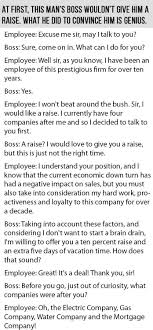 best heartwarming images jokes funniest  his boss was hesitant to give him a raise what he did next is genius