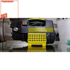 Máy rửa xe mini gia đình áp lực cao - Lõi đồng 100%,TẶNG BÌNH ỌT - Máy xịt  rửa và phụ kiện Nhãn hàng No brand