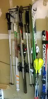 garage ski rack wall mounted ski racks garage ski storage rack wall mount lockable wall mounted ski rack garage ski rack calgary