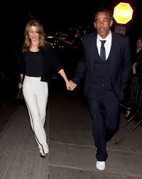 Ellen Pompeo Husband Ellen Pompeo And Husband Chris Ivery Get Chic For A Grammys After