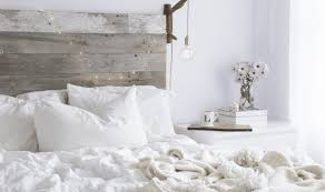 White Color Bedroom