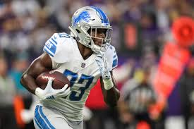 Lions Rb Depth Chart 2018 Lions Rb Kerryon Johnson To Miss Time With Knee Injury