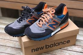 Test des sneakers New Balance <b>M576</b> (<b>made in UK</b> ...