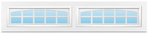 cascade garage doorDecorative Garage Door Window Gallery  Raynor Garage Doors