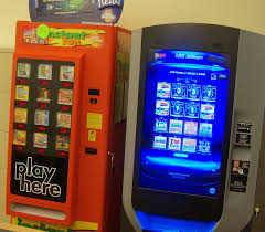 Lottery Vending Machines Fascinating TouchPlay Ban Of 48 Impacting Iowa Lottery's Use Of New Technology