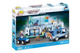 <b>Конструктор COBI Полицейский</b> участок (<b>Police HQ</b>) купить в ...