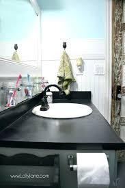 diy painting laminate countertops refinishing laminate painting laminate dark colored how to paint formica countertops white