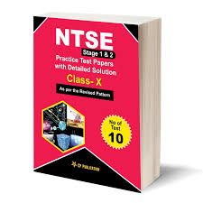 Buy Ntse Mock Test Papers With Detailed Solutions By Career