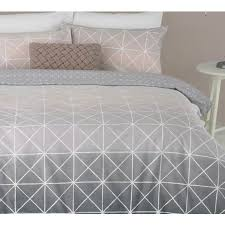 geormetric ombre bed linen set french