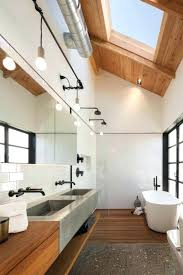 modern master shower bathroom decoration bathroom industrial modern master magnificent concrete bathroom design inspirations concrete modern