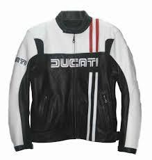 ducati 80 s leather jacket