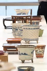 Bonsai pots and stands (с изображениями) | Бонсай, Керамика ...