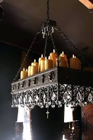 pillar candle chandelier hanging candles from ceiling medium size of chandeliers hanging votive chandelier round pillar