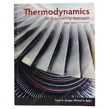 Thermodynamics (in SI Units) An Engineering Approach By Yunus A ...