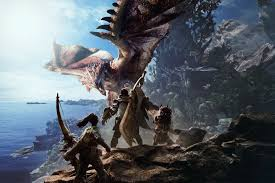 Monster Hunter World Chart Weekly Pc Download Charts No Mans Sky Monster Hunter