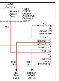 tekonsha brake controller wiring diagram wirdig