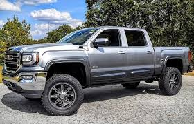 Lifted Trucks for sale in Illinois at Woody Buick GMC. Lifted Trucks for ...