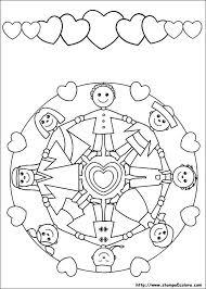 Disegni Mandala To Color Disegni Di Mandala Da Colorare