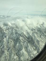 Utah from a plane by Wesley Gross. Photo stock - Snapwire
