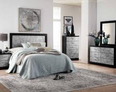 Black bedroom furniture Room Glamour Bedroom Set American Freight Discount Bedroom Furniture Sets American Freight
