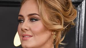 los angeles ca february 12 singer adele arrives at the 59th grammy awards at the staples