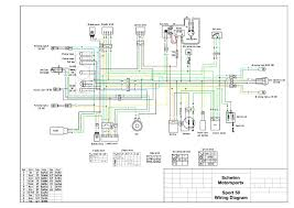 150cc scooter wiring diagram luxury gy6 best famous jonway of GY6 Cdi Wiring Diagram at Wiring Diagram For 150cc Gy6 Scooter