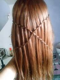 Como Hacer Una Trenza De Cascada Con Rizos Paso A Peinados Para