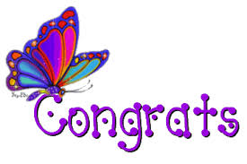 Image result for congrats to all