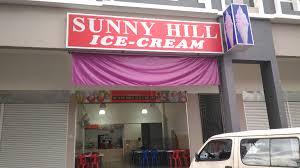 sunny hill ice cream batu kawa