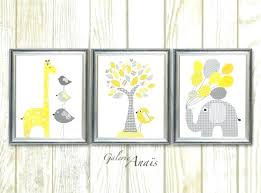 grey and yellow baby wall decor image 0 baby room wallpaper uk grey and yellow baby wall decor
