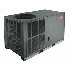 packaged units by goodman air conditioning heating gas furnaces · packaged air conditioners