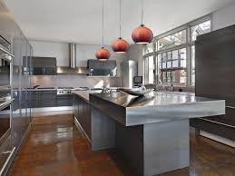 Triple Pendant Kitchen Lights Round Triple Brown Pendant Light Placed On The White Ceiling Plus