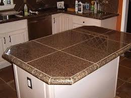 kitchen tile counter granite no grout inside countertop inspirations 21