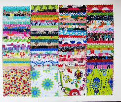 Pre Quilted Fabric | eBay & 100 Assorted pre cut charm pack 5