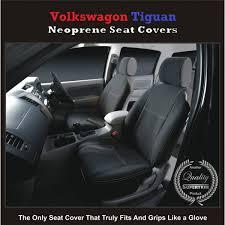 top volkswagen vw tiguan front waterproof neoprene car seat covers