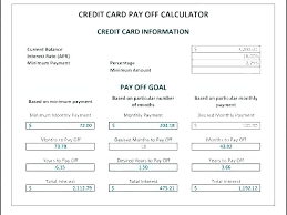 Vehicle Amortization Chart Loan Excel Template