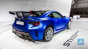 Back To Post - Subaru Finally Bringing A BRZ STI? STI Concept