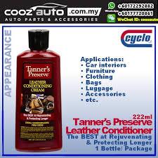 cyclo tanner s preserve leather conditioner conditioning cream 1 bott