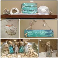 Nautical Baby Shower Party Ideas  Love The Crabs And Nautical Beach Theme Baby Shower Games