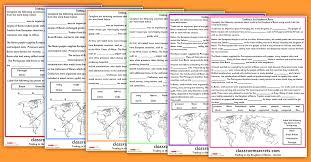 Trading in the Kingdom of Benin KS2 Worksheets | Classroom Secrets
